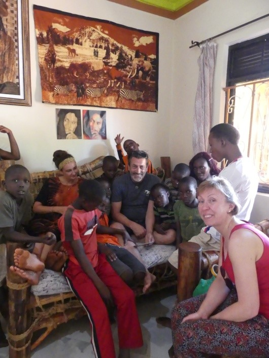 Besuch im Yamba