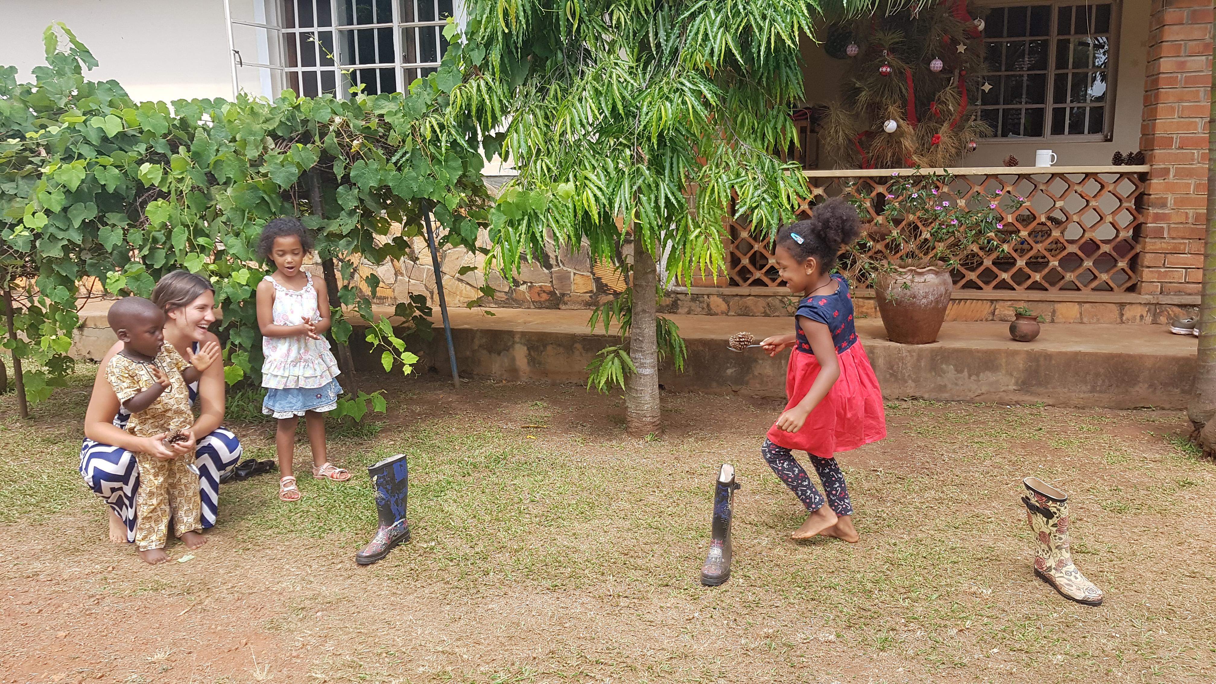 Kindergartenspiele